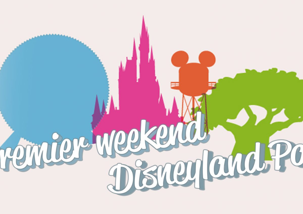 Pixel découvre Disneyland Paris [ mai 2014 ]