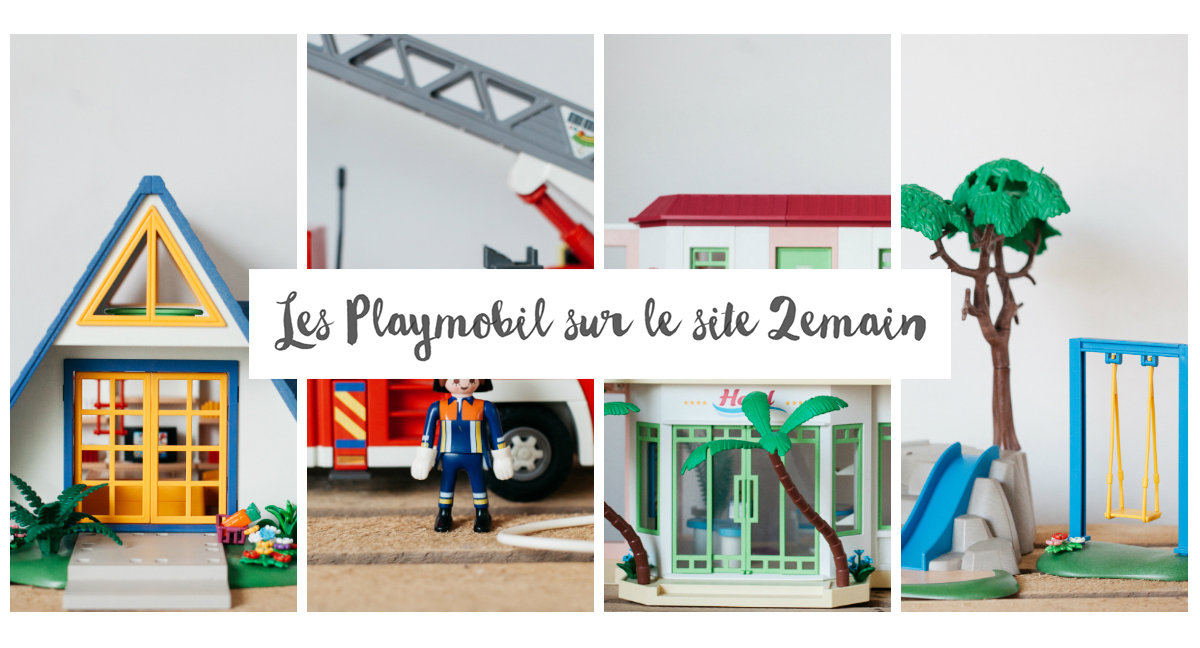 2emain le site officiel des bonnes affaires Playmobil