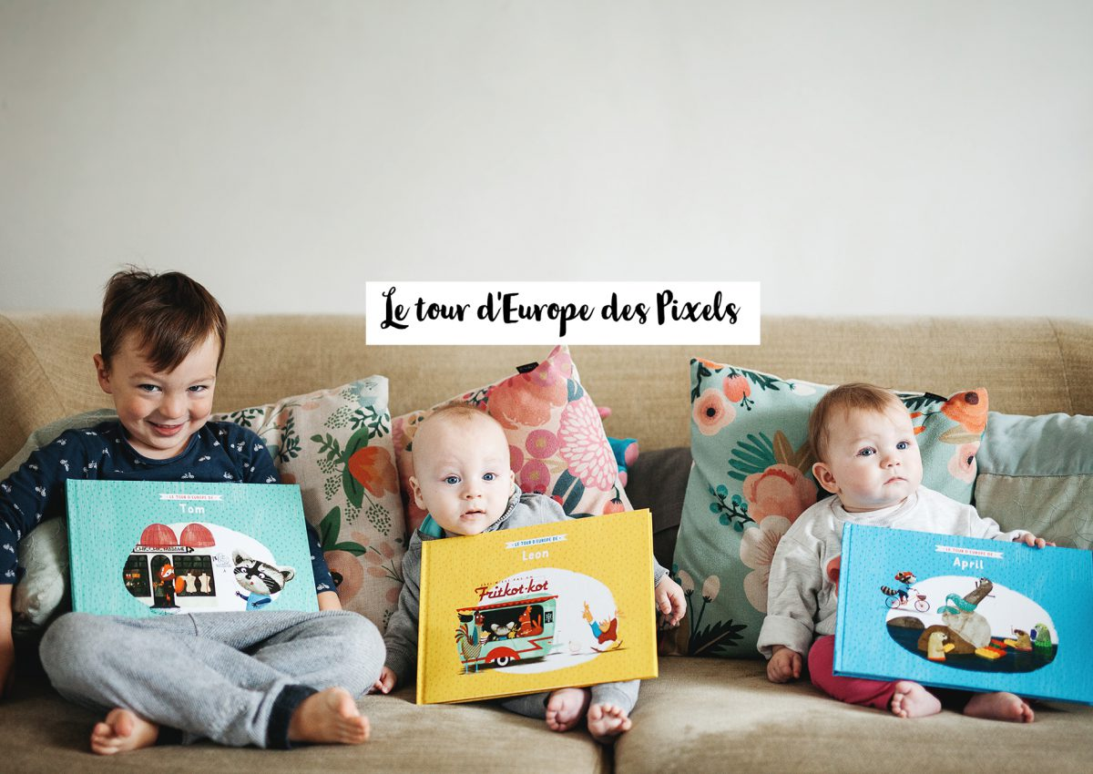 Zébrabook, on part découvrir l'Europe