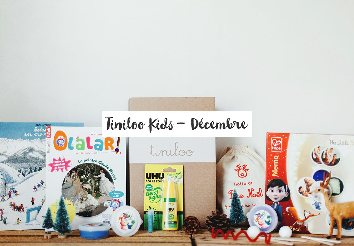Tiniloo – Décembre 2016