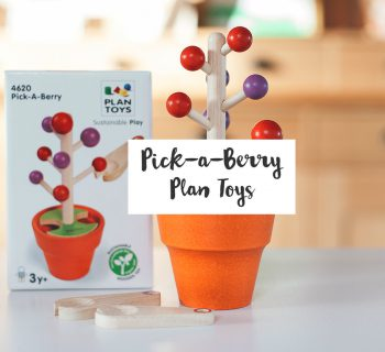 Pick-a-Berry #Plan Toys