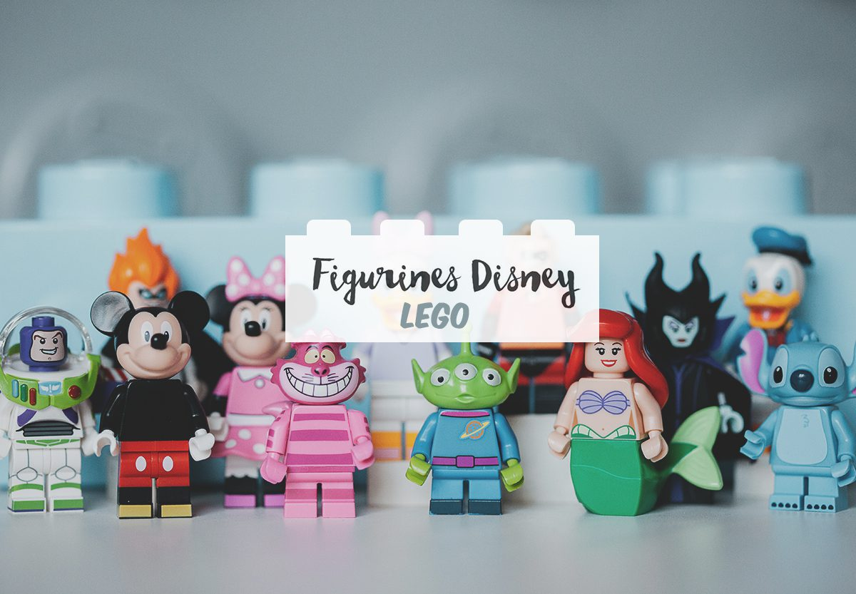 Figurines Disney – LEGO
