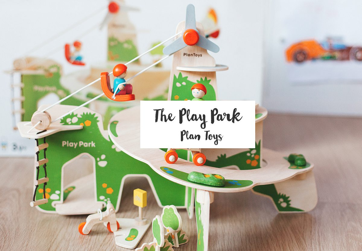 The Play Park  –  Plan Toys