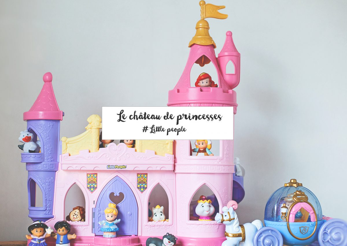 Le Château de princesses # Little People