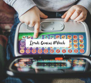L'ordi Genius Kid #Vtech