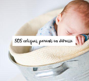 SOS coliques, parents en détresse #Ostéo
