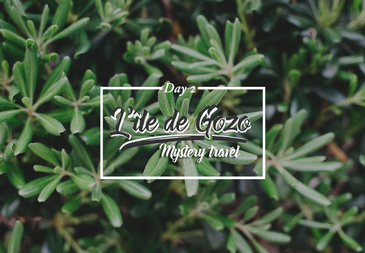 Mystery travel to Malte (Gozo) #day 2