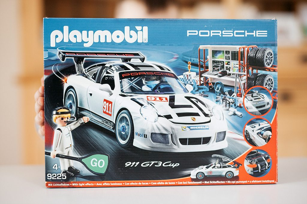 porsche 911 gt3 cup playmobil i love my pixel. Black Bedroom Furniture Sets. Home Design Ideas