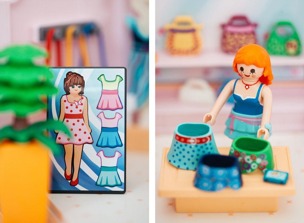 galerie marchande de Playmobil