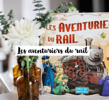 Les Aventuriers du Rail #Asmodee #Days of wonders