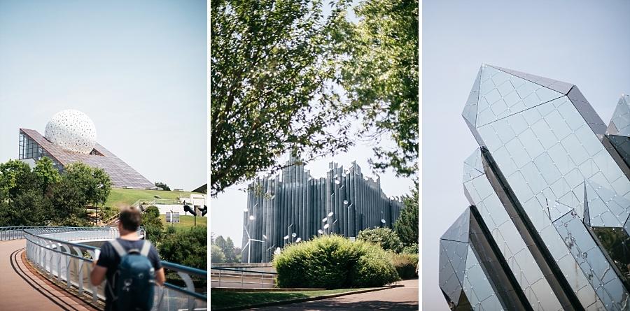 Parc Futuroscope Poitiers France
