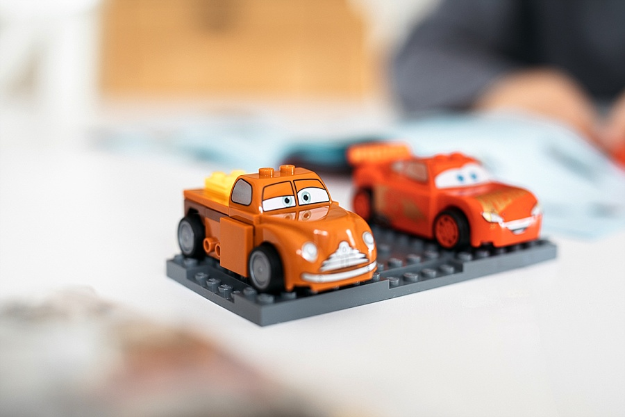 LEGO junior cars 3