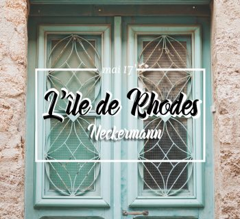 Discover Rhodes #Neckermann [video]