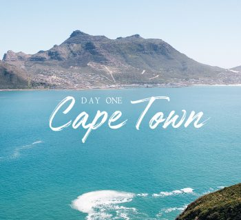 Cape Town – Day One  #Mysterytravel