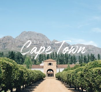Cape Town – Day two #Mysterytravel