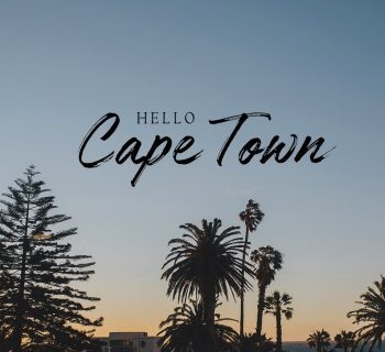 On part à Cape Town en Afrique du Sud ! #Mysterytravel