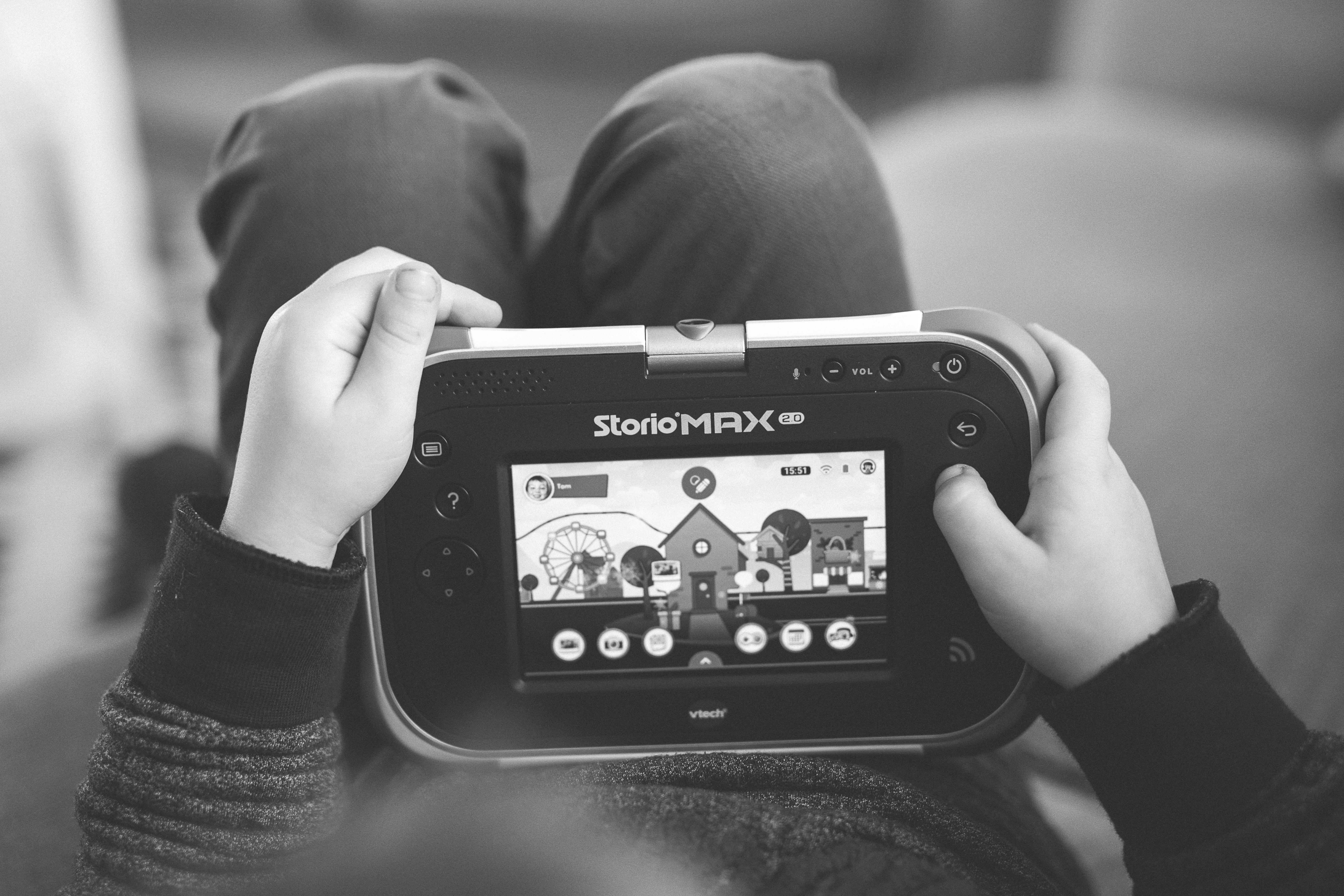 tablette storio max vtech