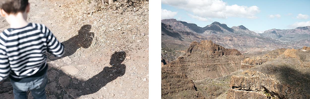 Gran Canaria ; Grande Canarie ; mirador ; montagne