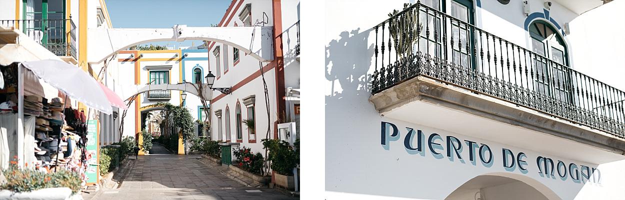 Gran Canaria ; Grande Canarie ; Las Palmas, Puerto de Mogan