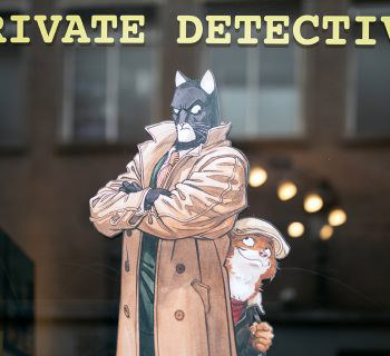 Blacksad, the private detective – Escape Prod