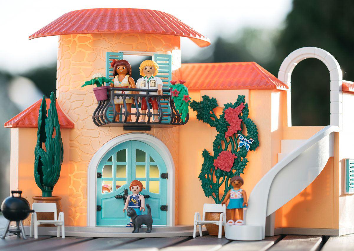 La villa de vacances Playmobil – CONCOURS