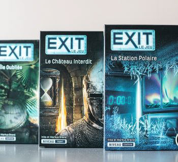 EXIT – l'escape room qui agite les méninges