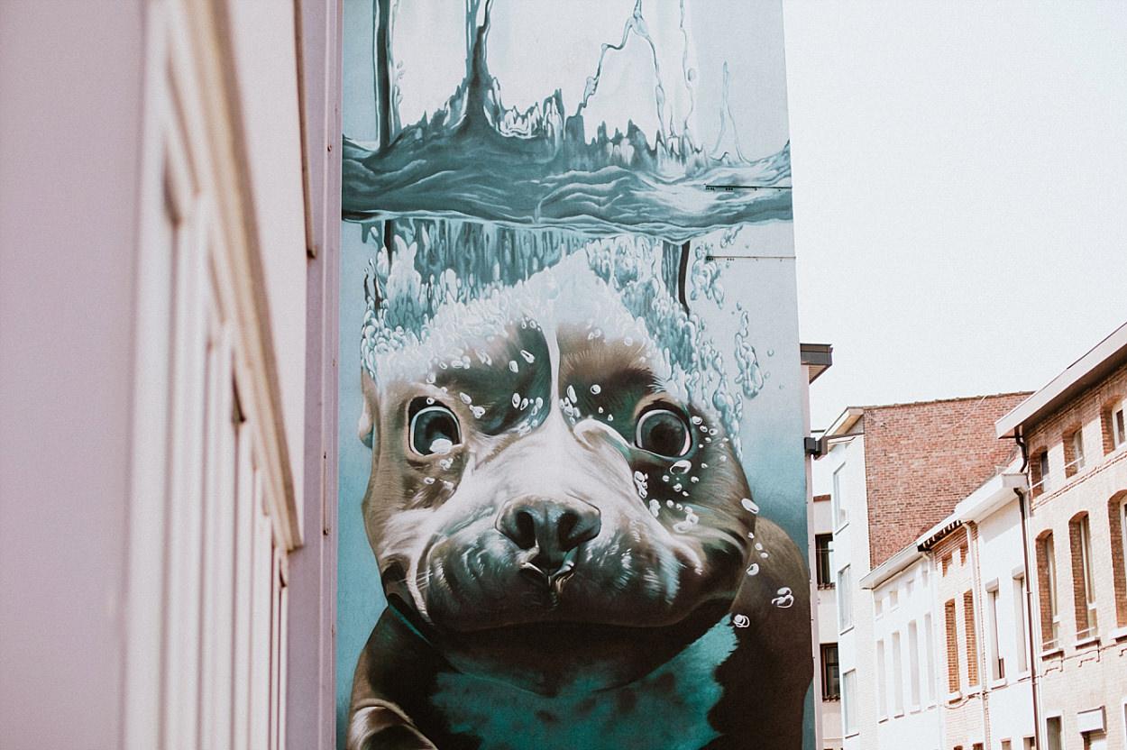 Malines, Mechelen, Martin's hotel Patershof, Belgique, Citytrip, logement insolite, Béguinage, Flandres, Het Hanker, Gouden Carolus, street art