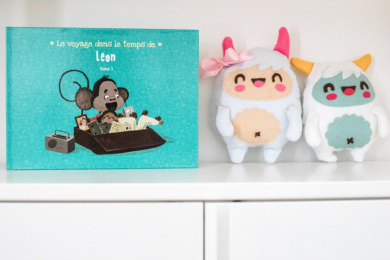 Zebrabook livre personnalisé pour enfant Belgique