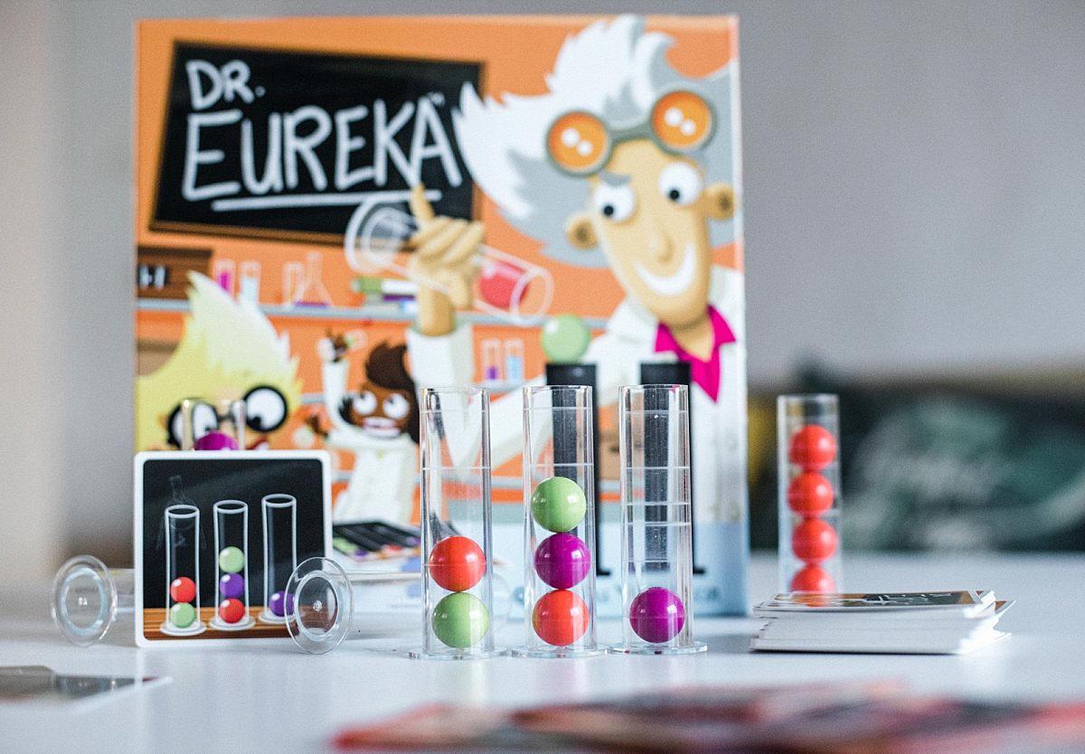 Dr Eureka – Bienvenu dans un labo rigolo !