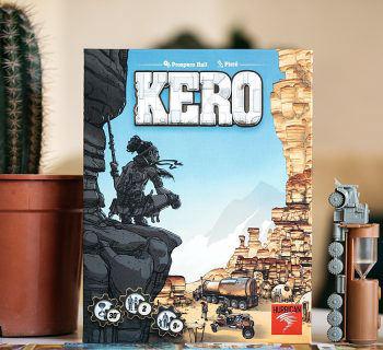 Faites le plein de Kero