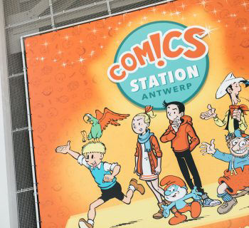 Comics Station – la plaine de jeux indoor d'Anvers