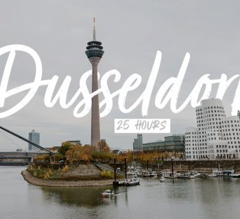 10 choses à faire à Dusseldorf