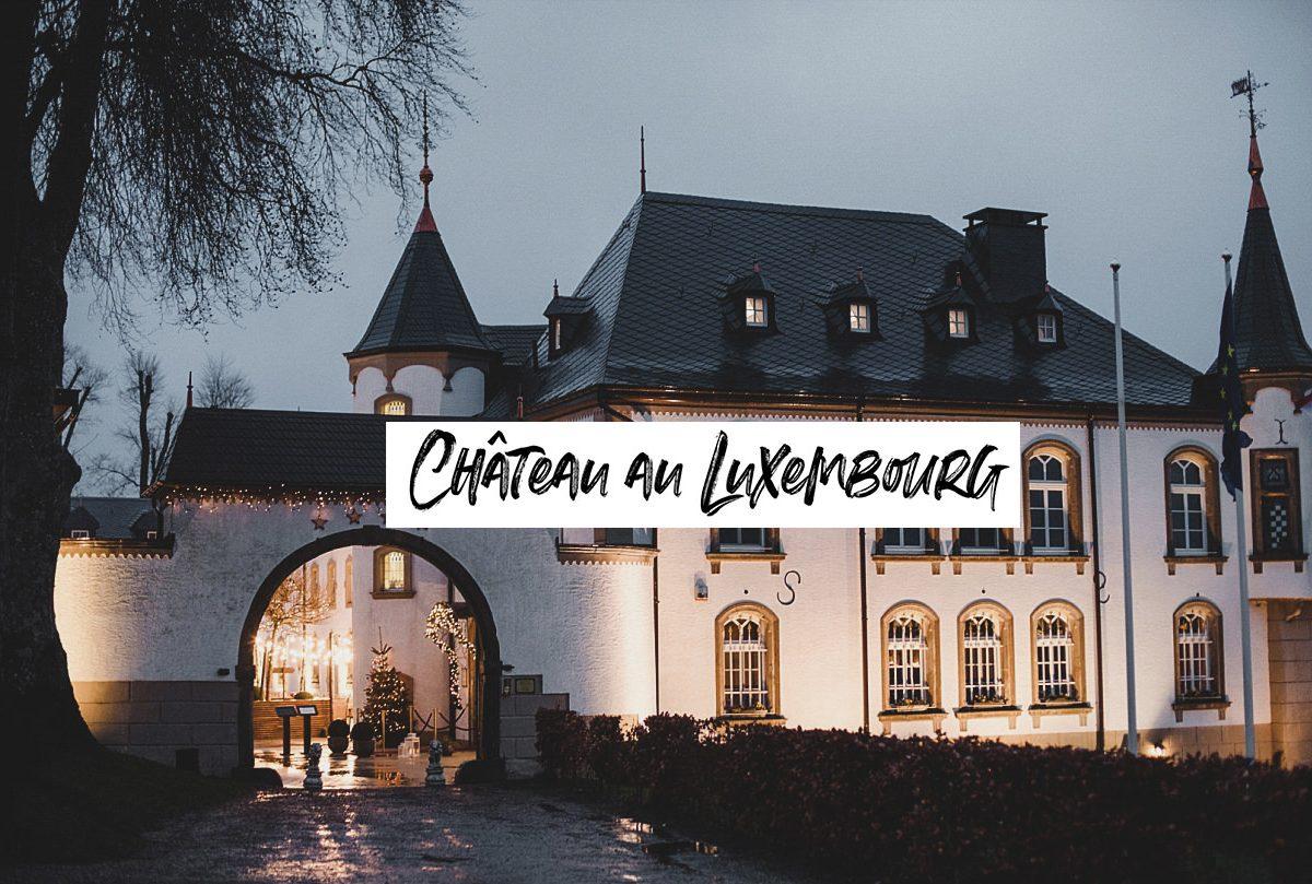 Prendre le temps au château d'Urspelt – Luxembourg