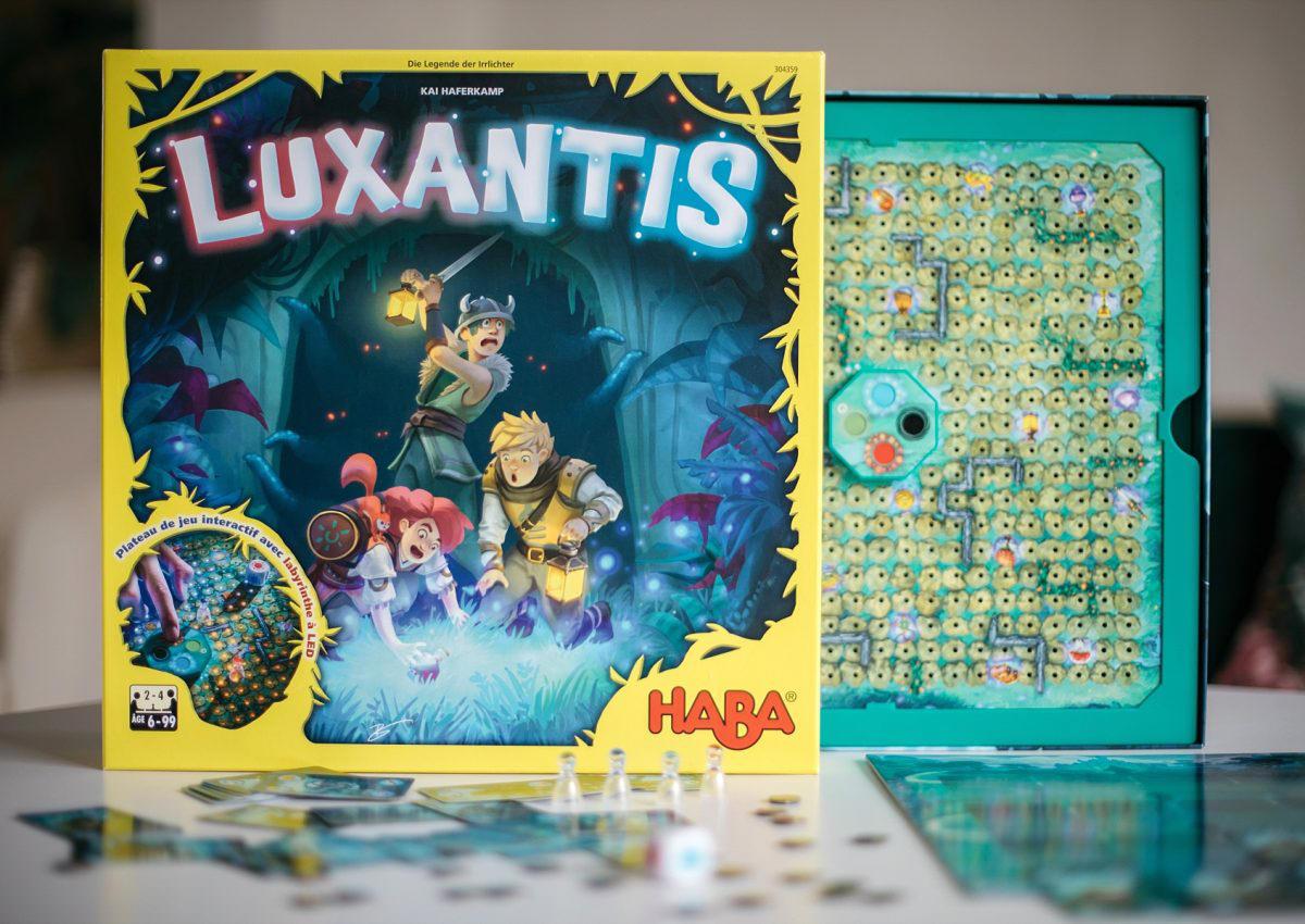 Luxantis, suivez les lucioles !