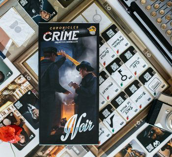 Chronicles of (noir) Crime