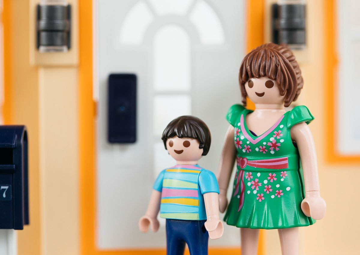 La maison de ville Playmobil