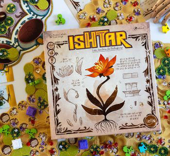 Ishtar, jardiner dans le désert