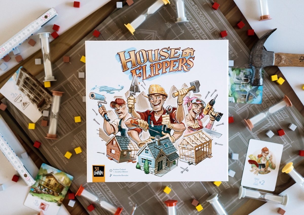 House Flippers, si j'avais un marteau…