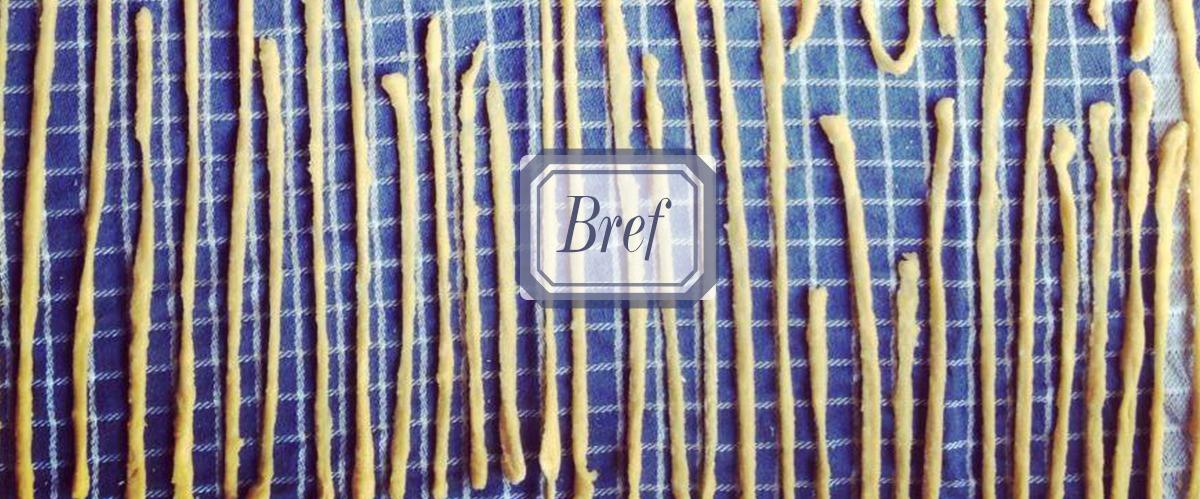 BREF. #semaine 1 [march]