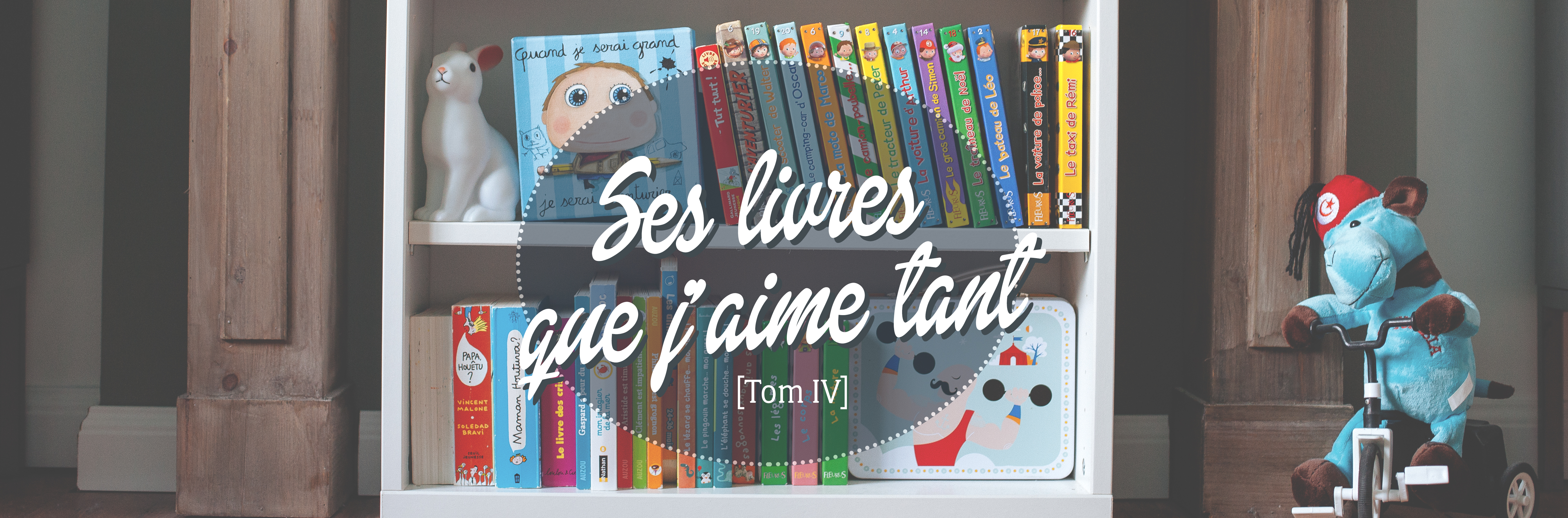 Ses livres que j'aime tant (coups de coeur) [Tom(e) IV]