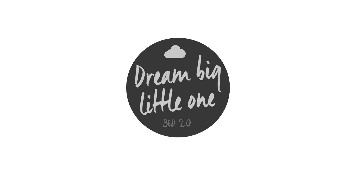 #VDM : Dream big little one – Un lit de grand