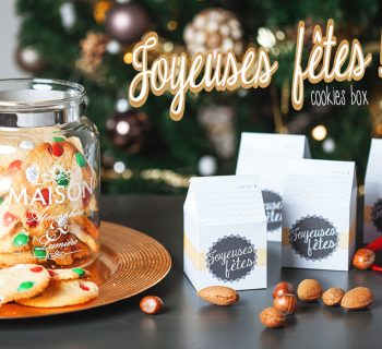 DIY : little gift box { Joyeuses fêtes }