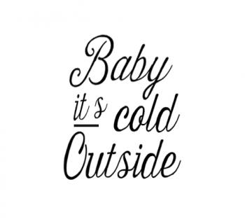 Baby it's cold outside [Saint Nicolas 2014]