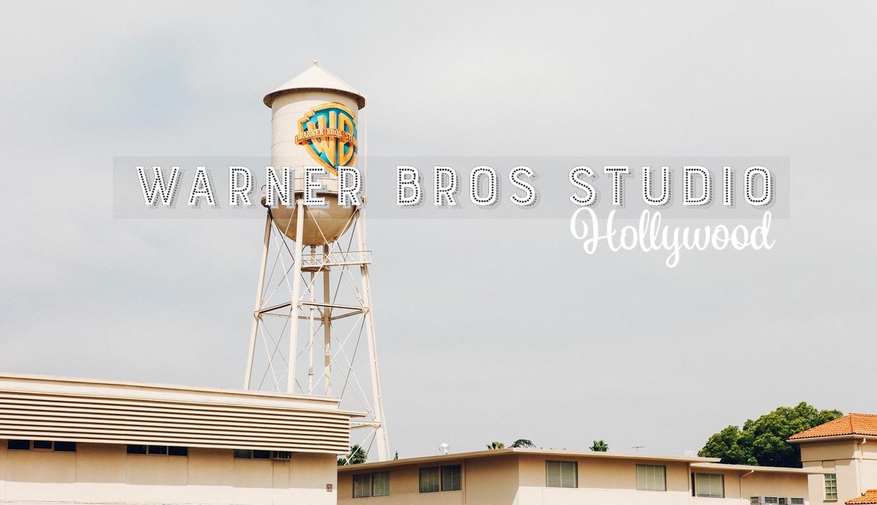 Les studios d'Hollywood [ Warner bros. ]