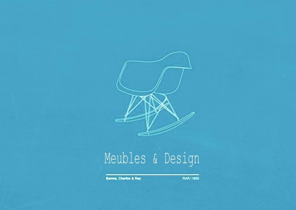 Eames RAR : LA chaise parfaite #meublesetdesign