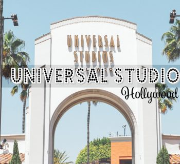 Les studios d'Hollywood [ Universal Studio ]