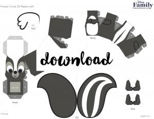 disney-bambi-flower-cutie-papercraft-printables-0412
