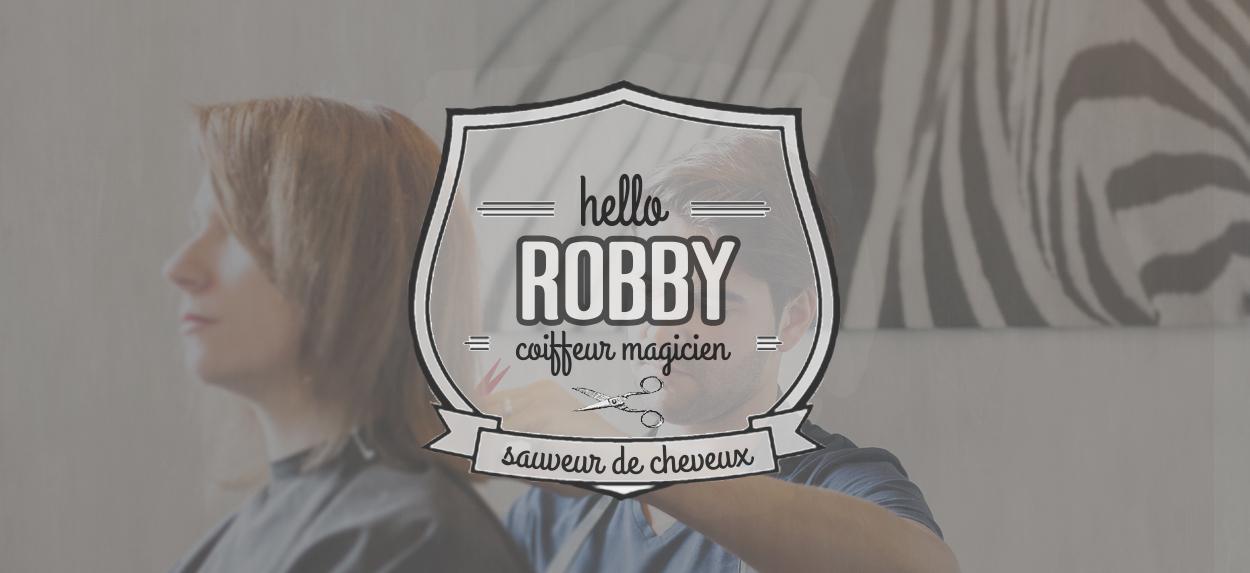 Robby : le coiffeur magicien [ comment le bio a sauvé ma crinière ]