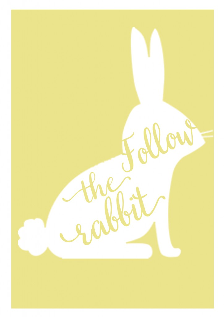 rabbitaffiche