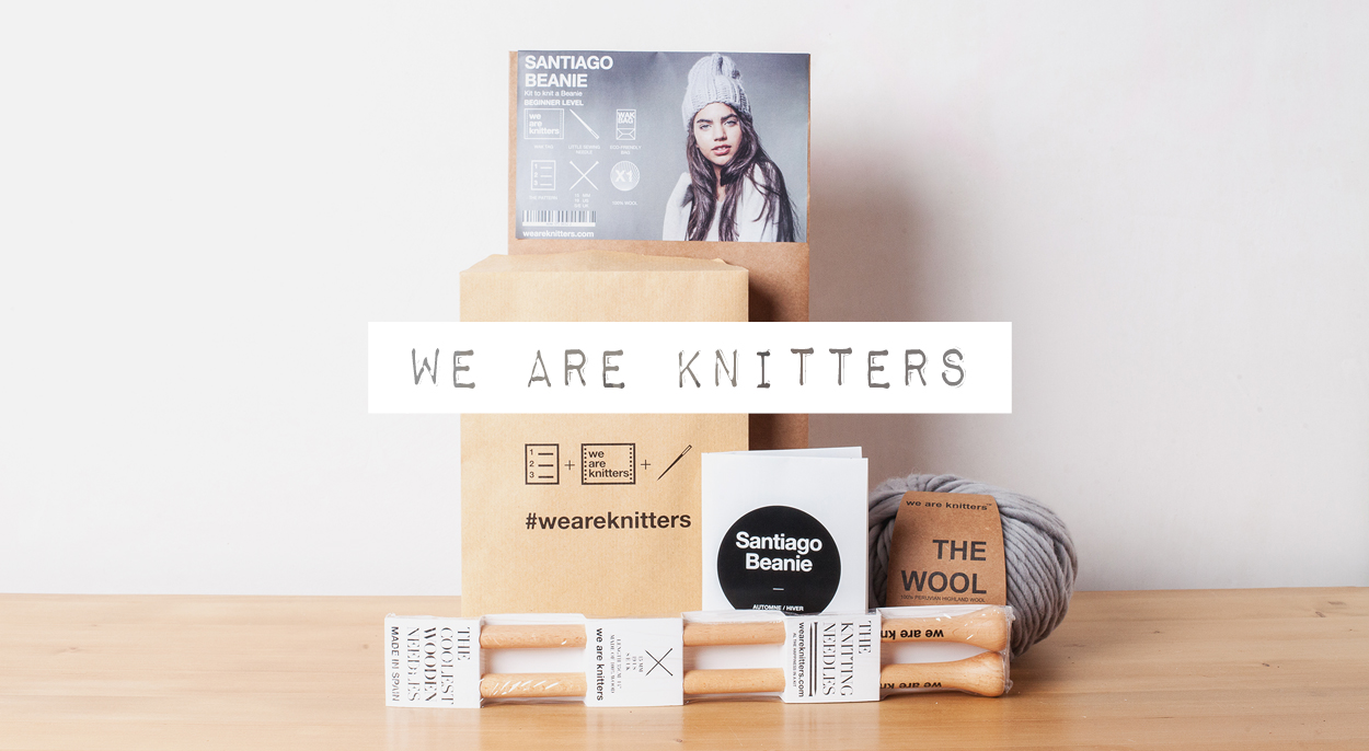 We are knitters // Santiago Beanie